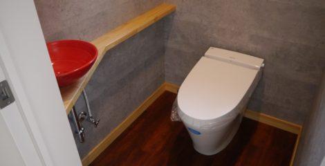 トイレも特別な空間にイメージ0