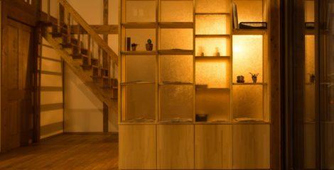 国産ヒノキに包まれる家イメージ1