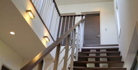 リビング階段の家イメージ1