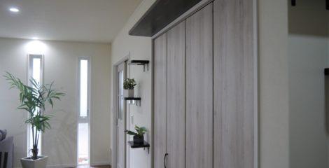 収納×デザインの家イメージ3