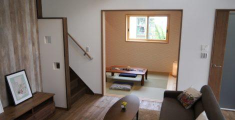 リビング+吹き抜けの家イメージ4