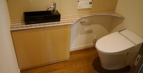 洗面板のアクセントイメージ0