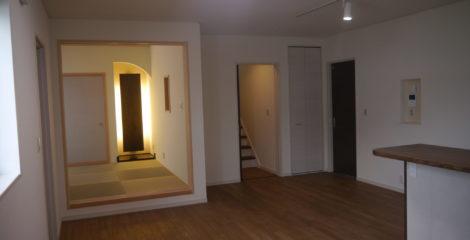 光を活かす和室イメージ4