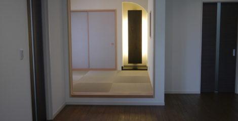 光を活かす和室イメージ5