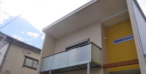自然素材×金属素材の家イメージ0