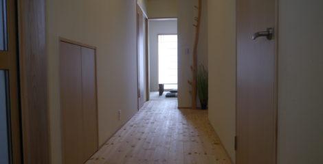 空間をデザインした玄関イメージ0