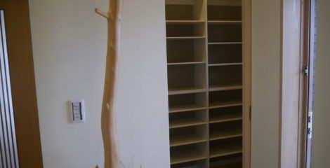 空間をデザインした玄関イメージ3