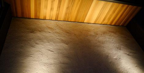 漆黒に光る家イメージ3