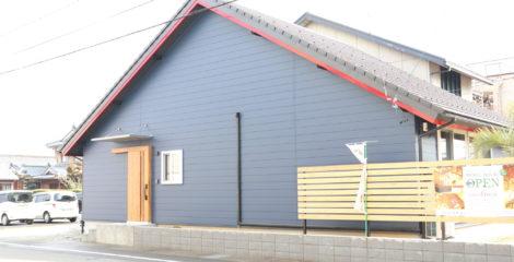 青と赤、平屋の屋根イメージ5