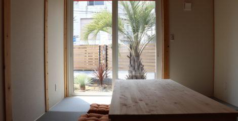 庭へつながる和室イメージ0