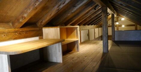 屋根裏小部屋イメージ0