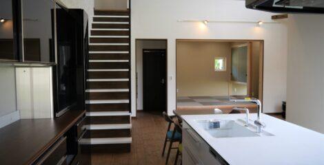 無垢のオイル床の家イメージ2