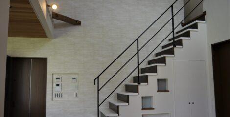 無垢のオイル床の家イメージ3